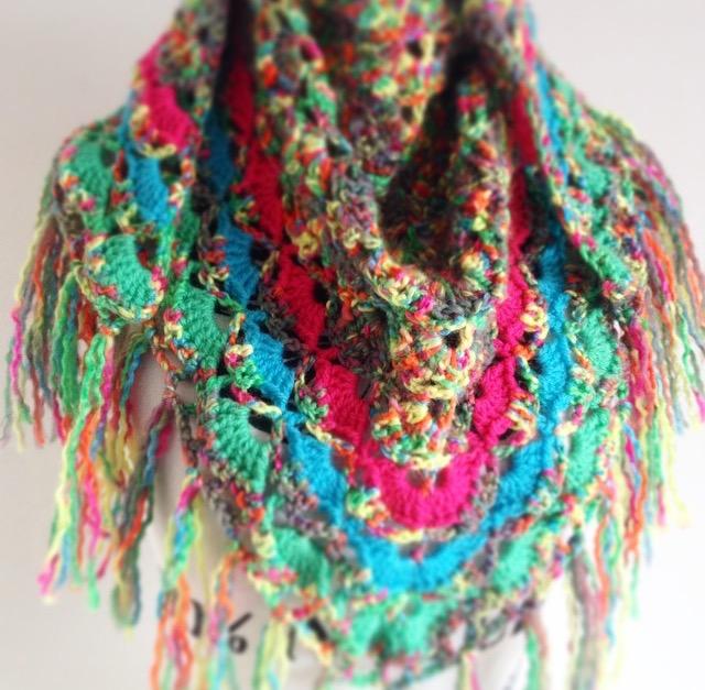 Workshop sjaal haken