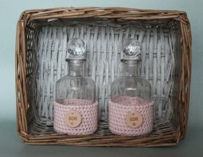 Vintage flesjes