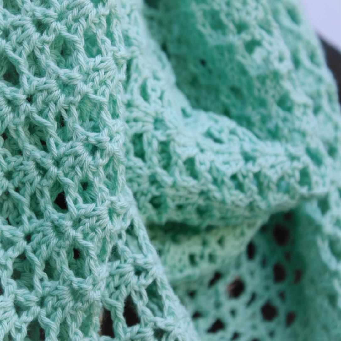 hobbii sjaal vierkant